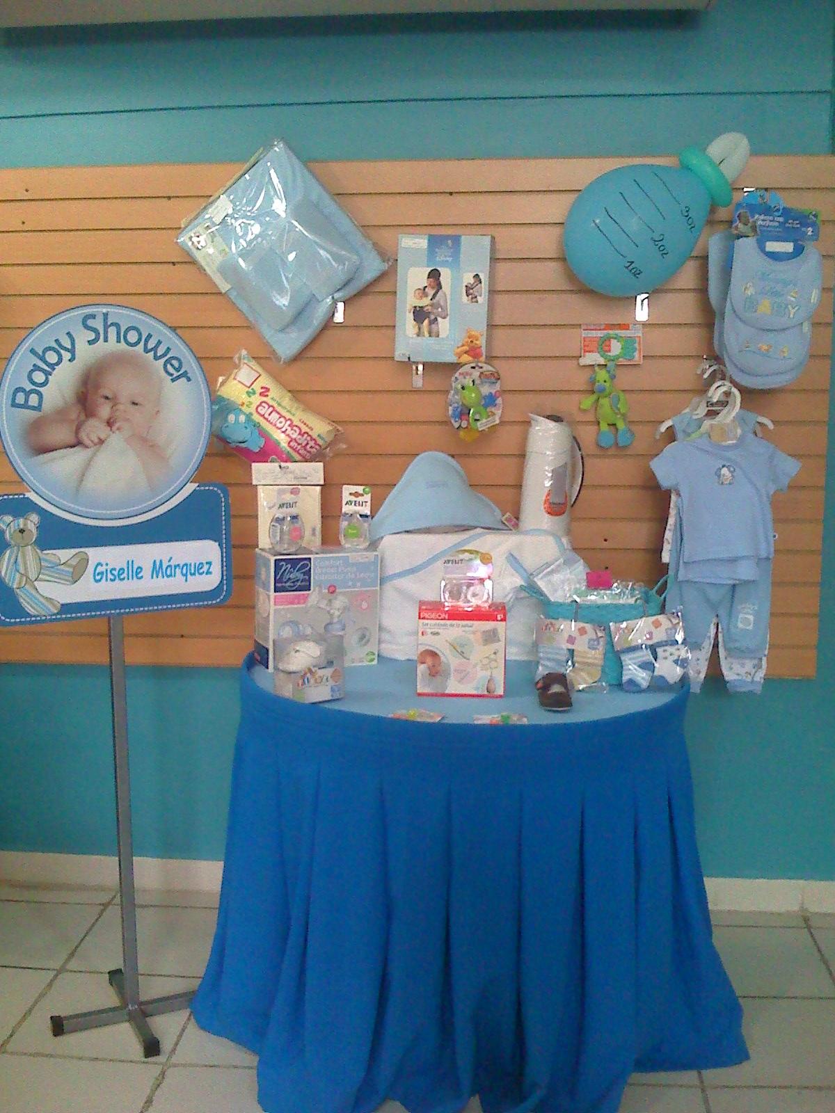 Mesa para regalos baby shower imagui - Mesa baby shower ...