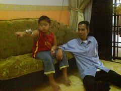 saya dan pakcik zul