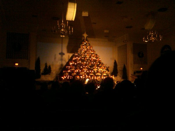 winter in the nc mountains - Church Of The Highlands Christmas