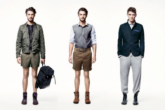 H&M spring summer s/s 2011 fashion preview
