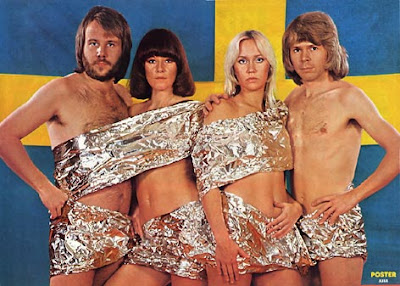 Abba Swedish pop music group
