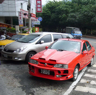 Tuning made in Taiwan