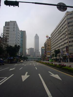 Taipei, ChengDe Rd