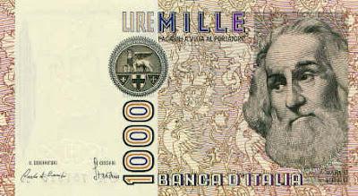 ogni tanto................. ricordi Mille+lire