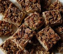 Sprinkling Of Sugar Barefoot Contessa' Pecan Squares