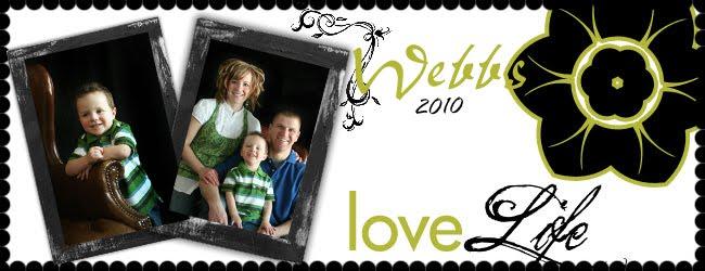 Garret & Trulie Webb Family