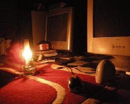 ulah PLN - Mati Lampu | Khamardos's Blog