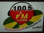 Rádio 100.5 fm Lider
