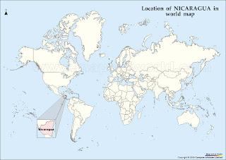 NicaraguaLocation Location