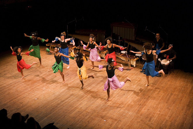 Performance at the Vancouver East Cultural Centre
