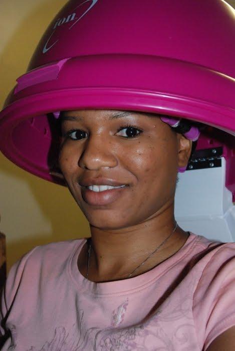 Best Hooded Hair Dryer For Natural Hair