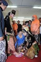 proses panggih pengantin jawa