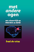 Nieuw boek van Fred de Vries!
