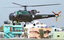 Chetan - India's New Helicopter