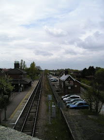 Oulton Broad South station