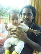 Aisyah + Abah