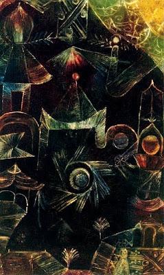 Arquitectura Còsmica (Paul Klee)