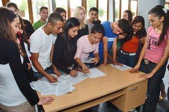 A diákok petíciója, 2009, június 2.