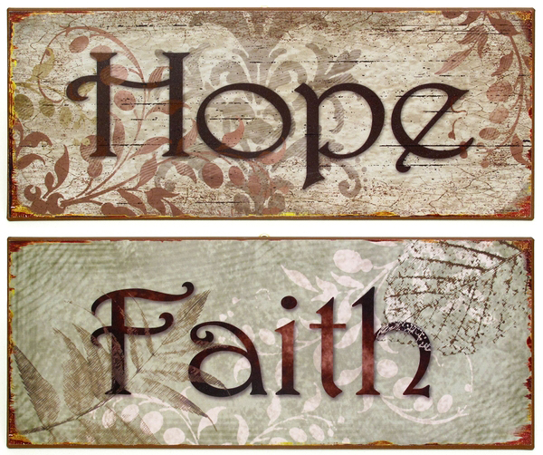 hope and faith Hope & faith was an american sitcom that ran for three seasons (2003–06) on abc, starring faith ford, kelly ripa, and ted mcginley as well as a very young megan fox the show revolved around the two fairfield sisters, hope (ford) and faith (ripa) hope is a sensible married mother of three who has a nice calm life until faith arrives on the scene.