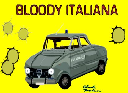 The Bloody Italiana Blog