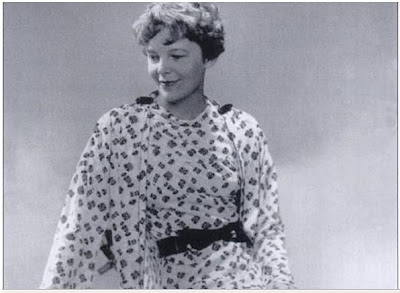 Amelia Earhart on Pictured  Amelia Earhart In A Dress From Her Amelia Earhart Fashion