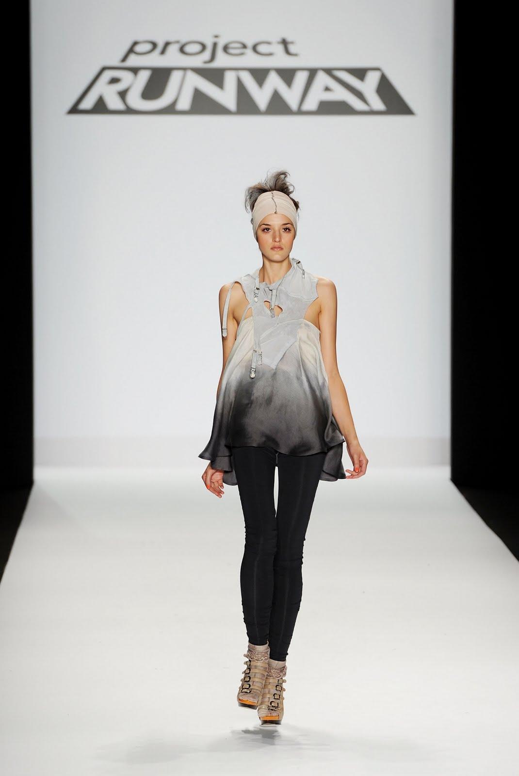 Fashion Week Project Runway Designers