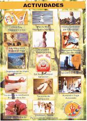 Centro Narayan: Actividades