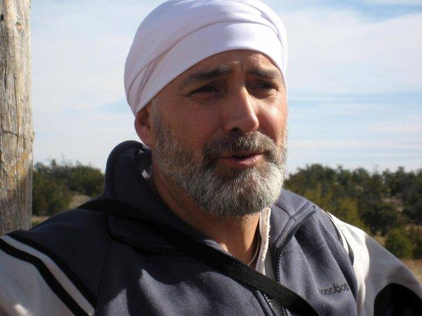 Narayan Singh en Española (USA)
