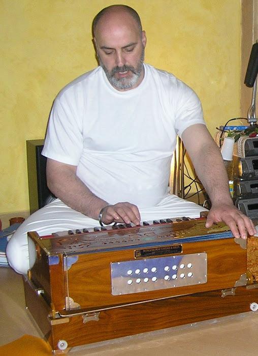 Narayan Singh en Formación de Profesores