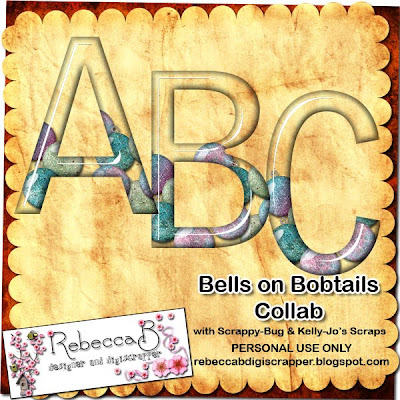 http://rebeccabdigiscrapper.blogspot.com/2009/11/bells-on-bobtails-collab-alpha-freebie.html
