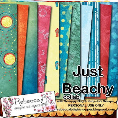 http://rebeccabdigiscrapper.blogspot.com/2009/12/just-beachy-collab-papers-freebie.html