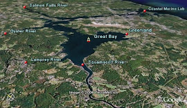 Real-time Great Bay Water Quality Data Collection