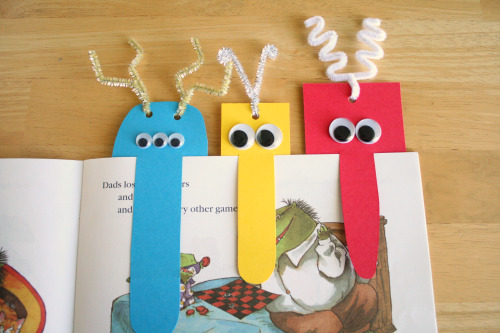 Who wouldn t want a bookmark as cute as these right thanks to make