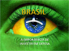 Palestra: Brasil - A importância de investir em Defesa