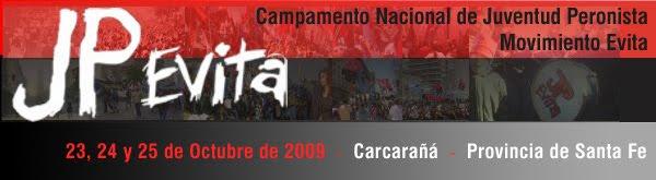 Campamento JP Evita Rosario