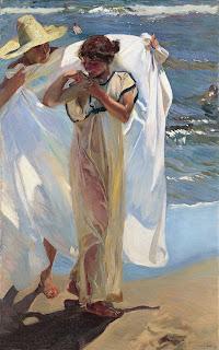 Joaquin Sorolla, pictor al sentimentelor