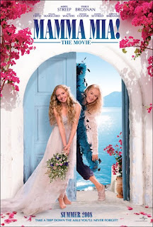 Afis Mamma Mia! 2008