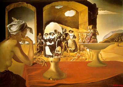 Pictura de Salvador Dali