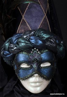 velencei maszk-farsangi álarc