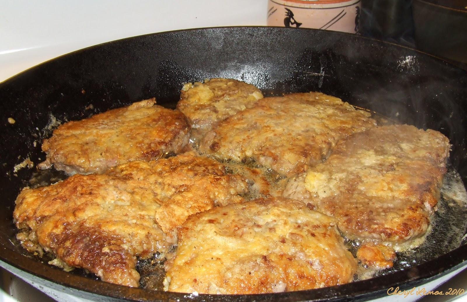 pioneer woman fried round steak the pioneer woman fried round steak ...
