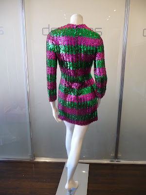 Long Sleeve Sequin Mini Dress on Long Sleeve Sequin  Go Go  Mini  C  Mid 1960s  Modern 4 To 6 Sold