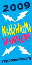 I Won NaNoWriMo (2009)