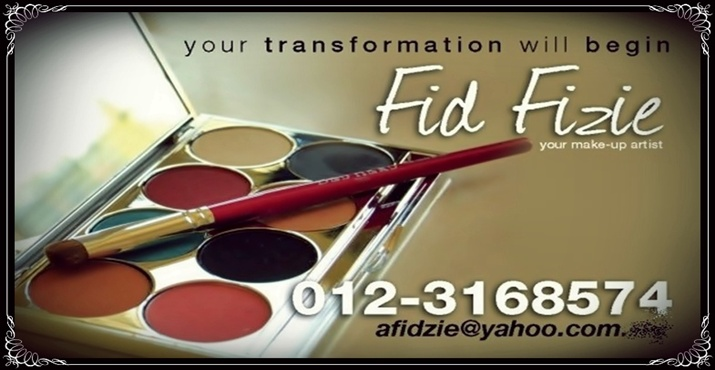 ...Fid Fizie - 'Ur Make Up Artiste...
