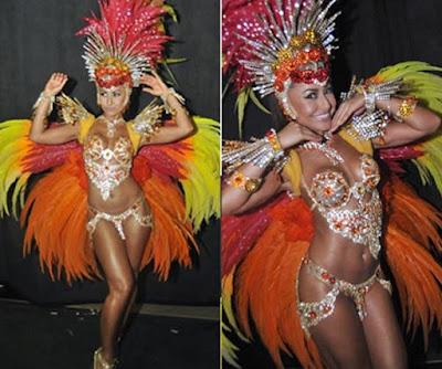 Fantasia Sabrina Sato Carnaval 2011