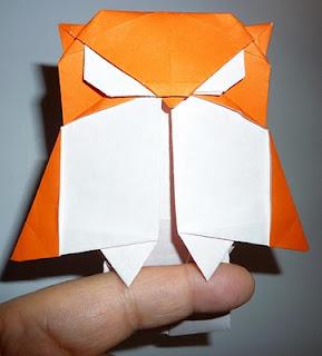 f ziegler origami nancy et autres billeves es chouette de stephen weiss. Black Bedroom Furniture Sets. Home Design Ideas