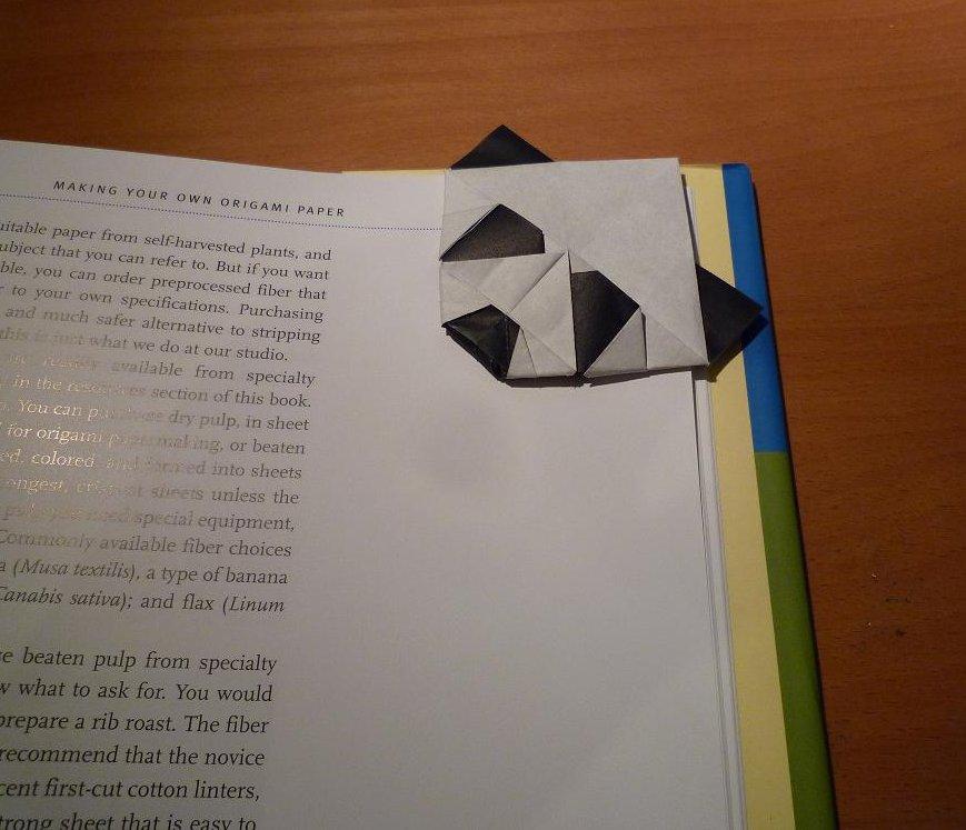 Extrêmement F. ZIEGLER : Origami à Nancy et autres billevesées: Panda marque  VM41