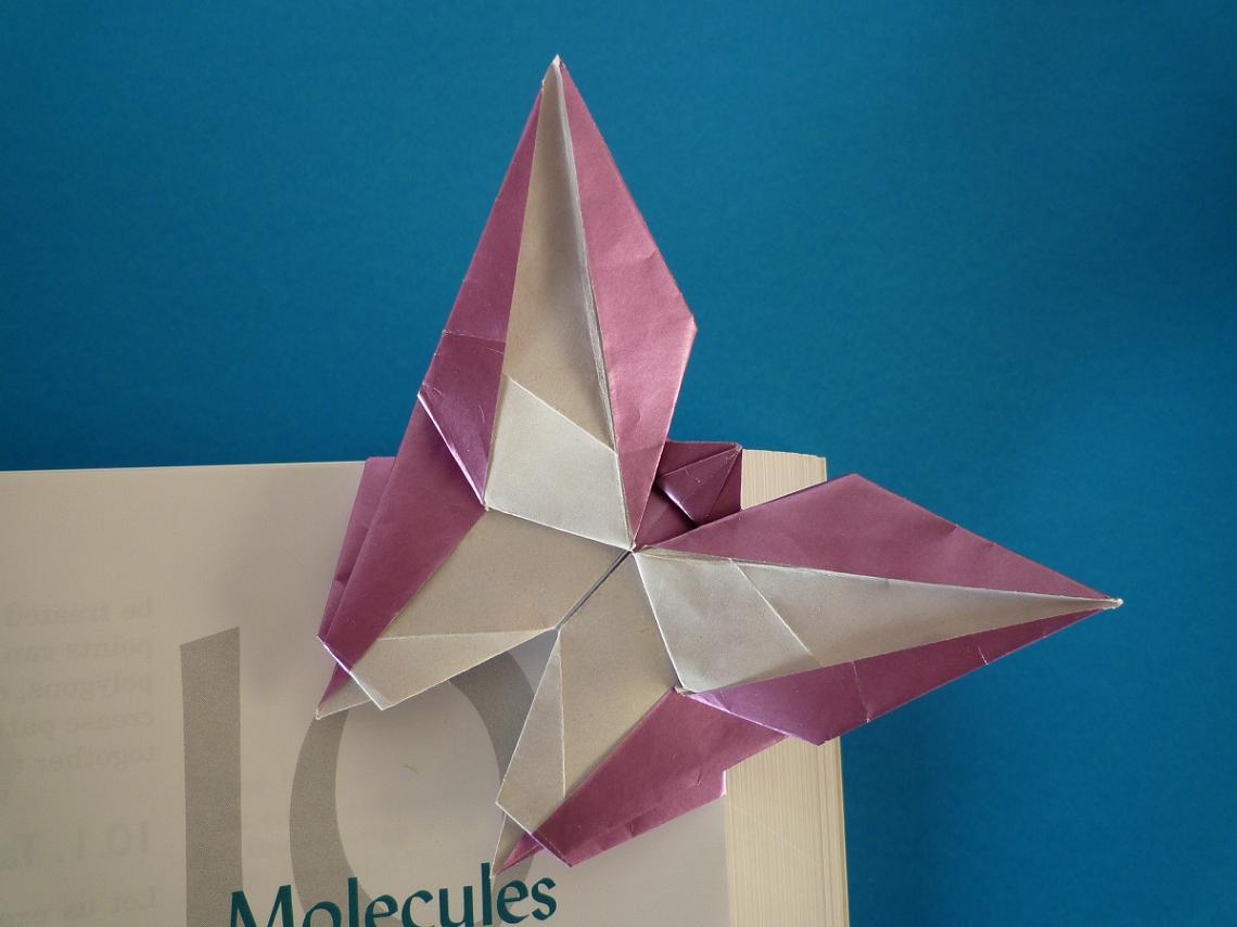 f ziegler origami nancy et autres billeves es marque page papillon de grzegorz bubniak. Black Bedroom Furniture Sets. Home Design Ideas