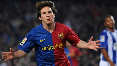 Best Forward : Leo Messi (FC