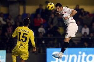 Negredo Spanish Soccer