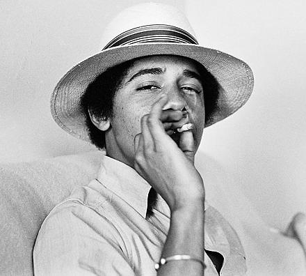 [ObamaSmoking]